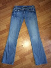 Miss Me Special Edition Womens Slim Skinny Jeans Style JP4288SP Size 28