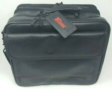 Targus 13 Inch Laptop Padded 3 Compartment Multi Pocket Briefcase Shoulder Bag