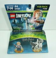 Harry Potter Lego Dimensions Set Hermione Granger Buckbeak Fun Pack 71348 Game