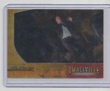 Smallville Season 3 Trading Card Insert Departures #D2