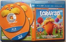 LORAX BLU RAY 3D (+ BLU RAY + DVD + DIGITAL COPY)