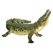 MOJO Crocodile With Hinged Jaw Animal Figure 387162 NEW Educational Learning