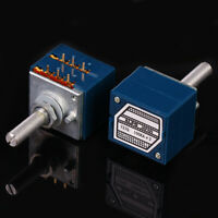 New ORIGINAL ALPS RK27 27 Type Dual 100K Potentiometer Round Handle