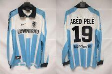 Maillot TSV MUNICH 1860 Nike Premier MUNCHEN ABEDI PELE trikot shirt vintage M