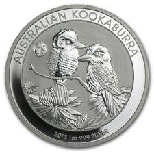 2013 Australia 1 oz Silver Kookaburra F15 Privy Mark - Perth Mint