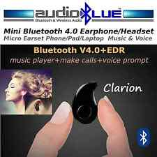 AudioBLUE- Micro Headset- Bluetooth 4.0 + EDR- Connect phone & devices