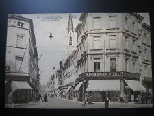 IXELLES   -  Rue de la Paix