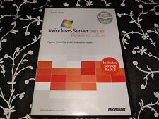 Microsoft Windows Server 2003 R2 Datacenter Edition 25 CAL 2 CPU SERVICE PACK 2