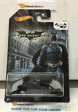 The Bat #6 of 8 The Dark Knight Rises * Batman Series Hot Wheels * HA7