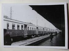 ESP835 - 1950/60s R.E.N.F.E NORTE Spanish Railway - TRAIN PHOTO Spain