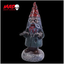 SCARY Zombie Gnome - Halloween Party Garden Outdoor Decoration/Prop Funny