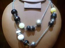 Fossil Modeschmuck-Halsketten & -Anhänger aus Sterlingsilber