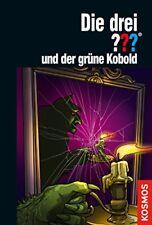 Die drei ??? Fragezeichen und der grüne Kobold -NEUERSCHEINUNG VQ=ERSTAUSGABE