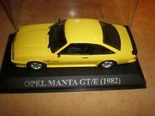 Altaya  1/43  Opel Manta GT/E  1982    MIB (08-011)