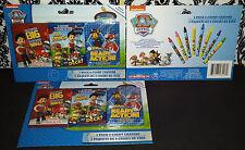 (3) Packs Nickelodeon Paw Patrol Crayons - 3 Pack 8 Count