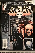 THE PUNISHER #28 FIRST PRINT MARVEL COMICS (2003)