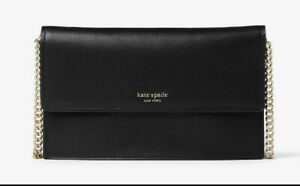 Kate Spade willow wallet crossbody Leather Clutch WOC Card Holder ~NWT~ $148