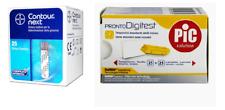 BAYER CONTOUR NEXT 50 STRISCE REATTIVE + 50 pungidito +50 tamponcini, glicemia
