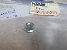 NOS OEM Yamaha Flange Nut All Years YS828 YP30 YG650 EF6000 EDY3000 95701-06500