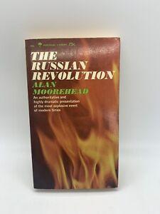 the Russian Revolution Alan Moorehead 1965 1st Perennial Library Ed PB Book