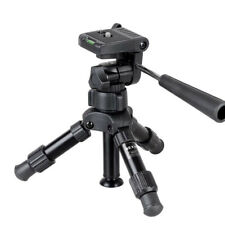 Portable Table Top Mini Tripod Stand with Ball Head For Gopro Camera Phone