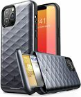 iPhone 12 PRO MAX 6.7 Inch Wallet Case CLAYCO ARGOS 2020 Card Holder Bumper