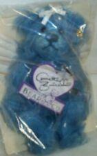Vintage New In Bag Blue Bell Annette Funicello Mohair Bear #6825/20K