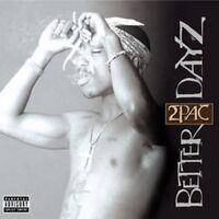 2Pac - Better Dayz (NEW 2 x CD)