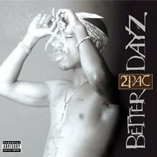 2Pac - Better Dayz (NEW 2 x CD)