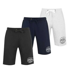 Mens Lonsdale Breathable Regular Box Lightweight Shorts Sizes from S to 4XL