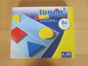 logeo ratio 2, Logikspiel, ab 6 Jahre,  Neuwertig!