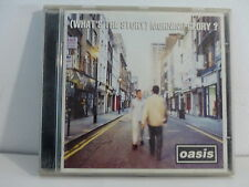 CD ALBUM OASIS Morning glory ? 481020 2