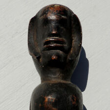 an old female figure with base tanzania #7
