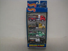 NEW NOS Sealed 2000 Hot Wheels Haulers 4 Pack-FAST SHIPPING!