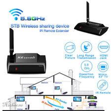 Sale! PAT-580 5.8G HDMI AV Sender Wireless TV Audio Video Transmitter US