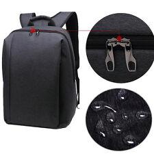 "17"" Zoll Laptop Macbook Rucksack with Hidden Compartment & Anti-Thief Zipper"