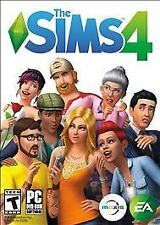 Sims 4 (PC: Windows, 2014) Includes digital download for MAC