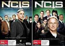 NCIS Series : Season 7 & 8 : NEW DVD