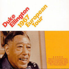 Duke Ellington: 1967 European Tour ~ NEW 2-CD Set (2004, 2 Discs, Lonehill Jazz)