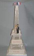 Kit de Torre Eiffel de pastel, Bodas, Cumpleaños, aniversario