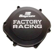 Honda CR500 1987-2001 Boyesen Factory Racing CLUTCH Cover Black CR 500 CC-02B