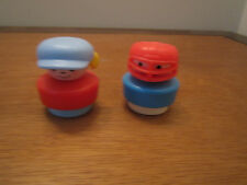 Fisher Price Chunky Little People Football Baseball Toy boy girl team sports fun