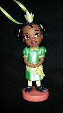 Disney Young Tiana Animator Christmas Ornament NEW Princess and the Frog