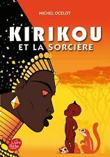 Kirikou et la sorcière (le livre de poche jeunesse)