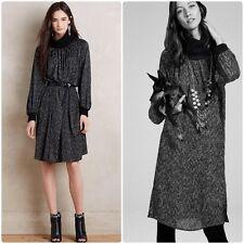 NWT $188 Anthropologie Cowled Chinon Dress by Corey Lynn Calter Size Medium