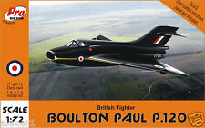 1/72 Boulton Paul P.120  Olimp - Pro Resin  R72027