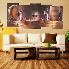 Unframed Wine Grape Canvas Modern Wall Art Oil Painting Picture Print Home Decor