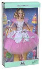 Peppermint Candy Cane Barbie Doll 2002 The Nutcracker Classic Ballet NRFB MIB