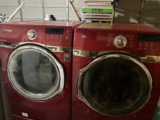 Samsung Wahser And Dryer Front Load Set