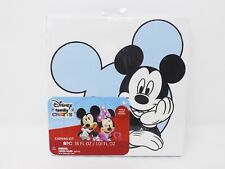 Darice Disney Family Crafts Mickey Mouse Canvas Kit - New